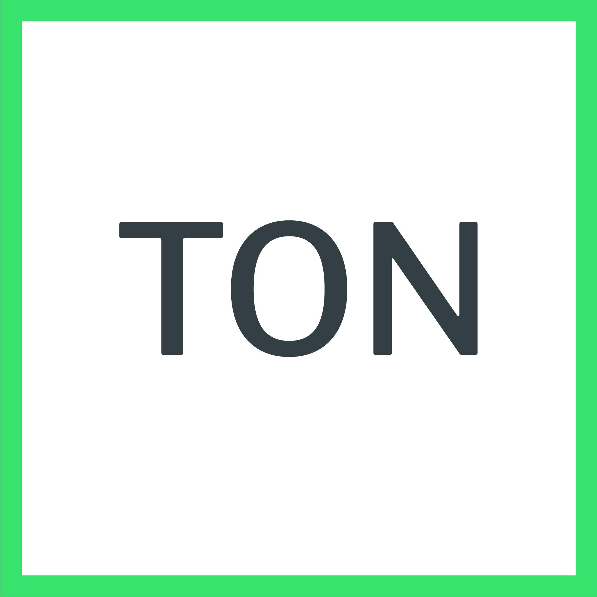 :ton: