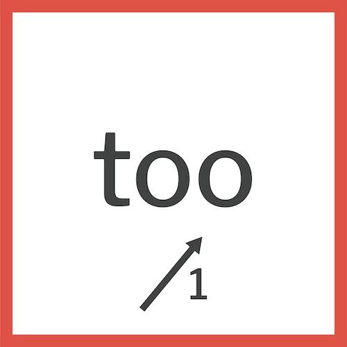 :too_1: